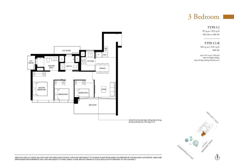 Margaret Ville - Floor Plan 21
