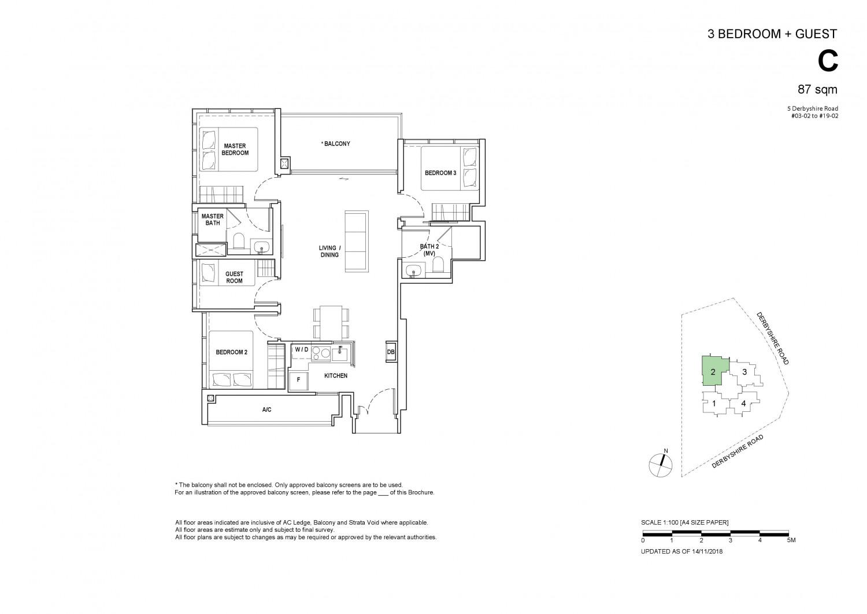 Fyve Derbyshire - Floor Plan 11