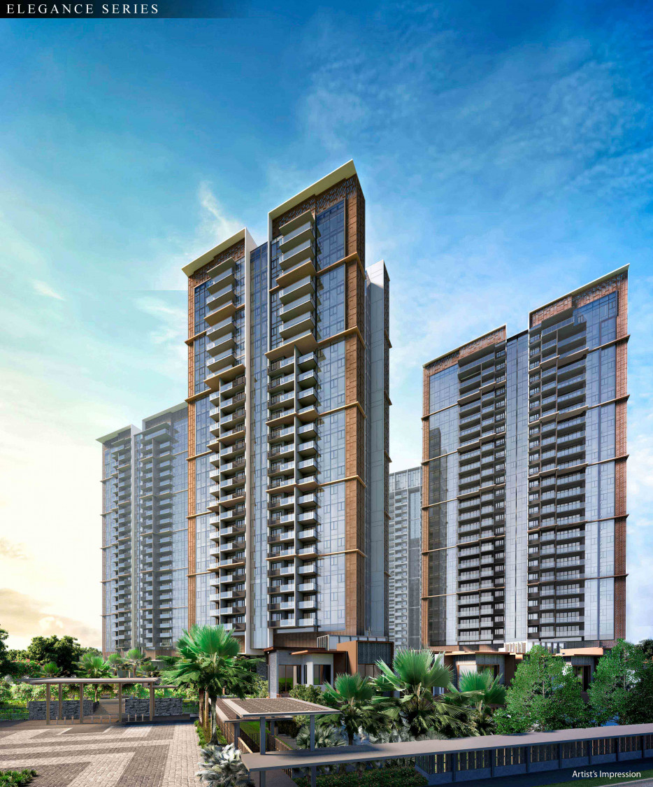 Parc Clematis - New Launch Apartment 2021 22