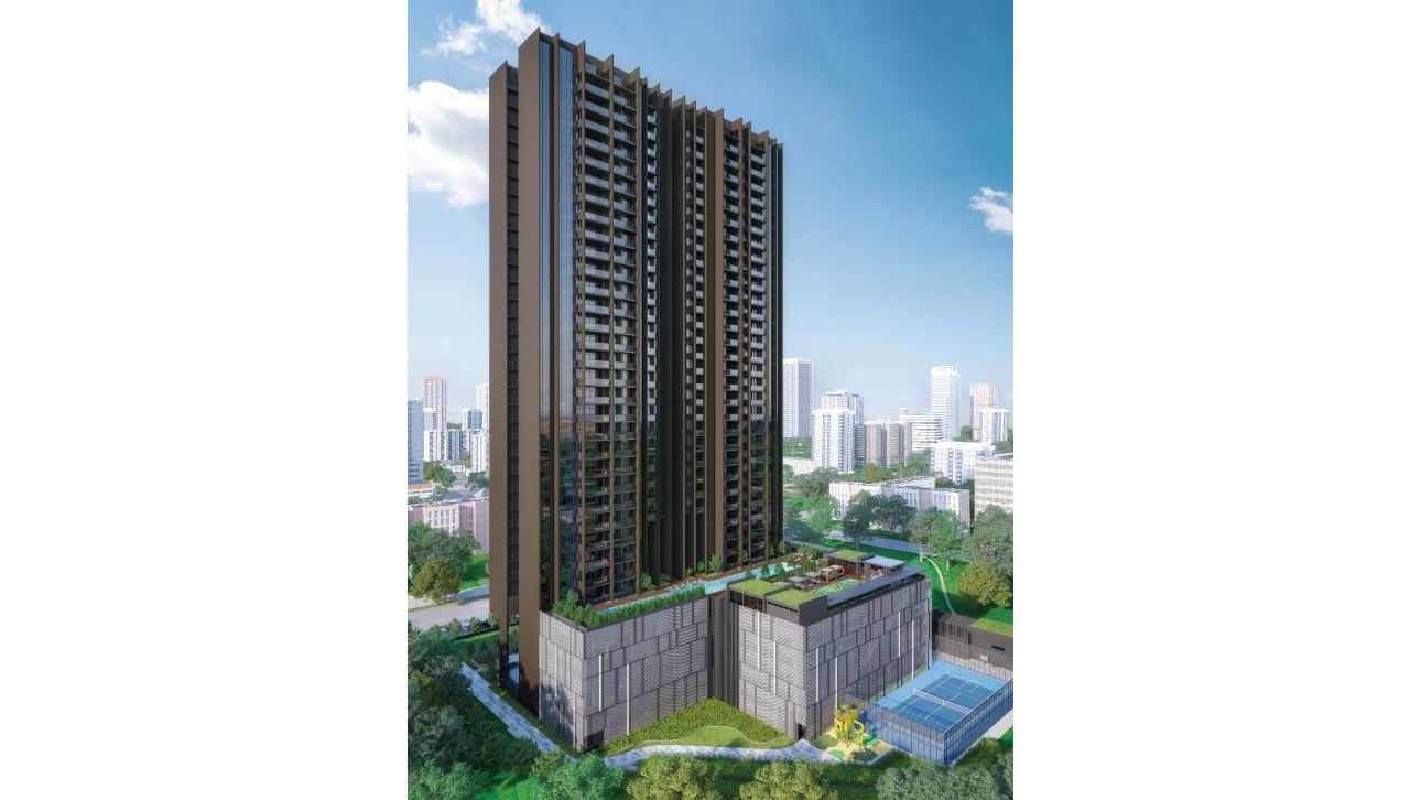 Pullman Residences Newton - New Launch Apartment 2021 0