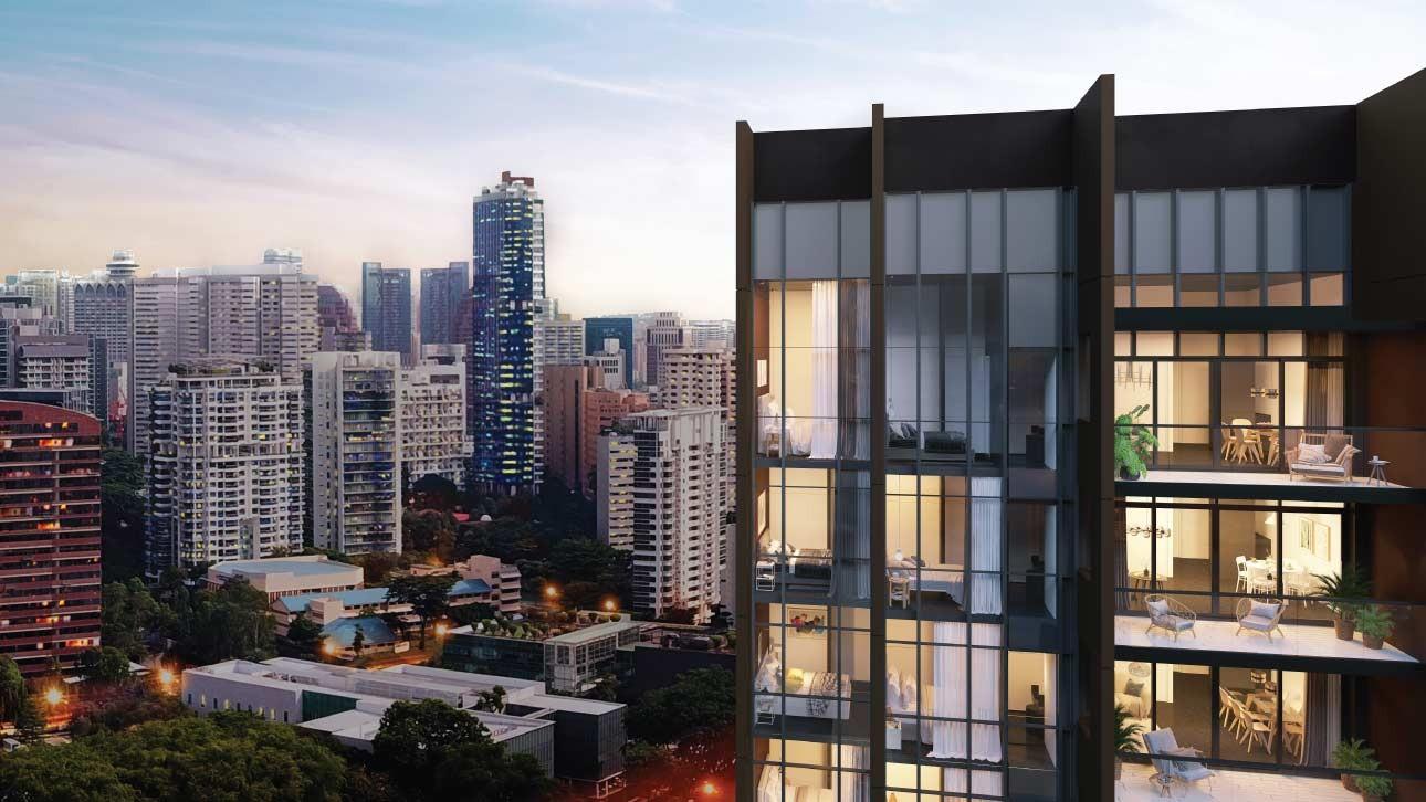 Pullman Residences Newton - New Launch Apartment 2021 7