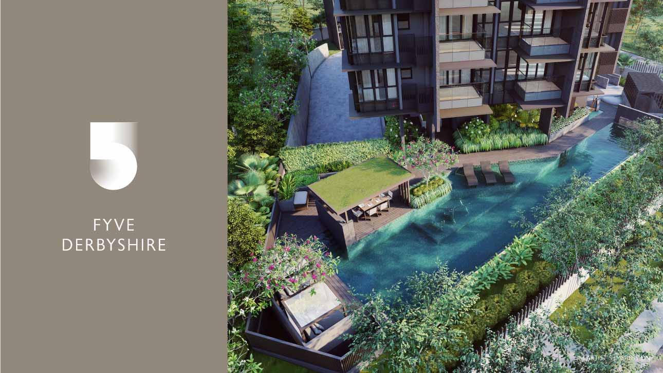 Fyve Derbyshire - New Launch Apartment 2021 2