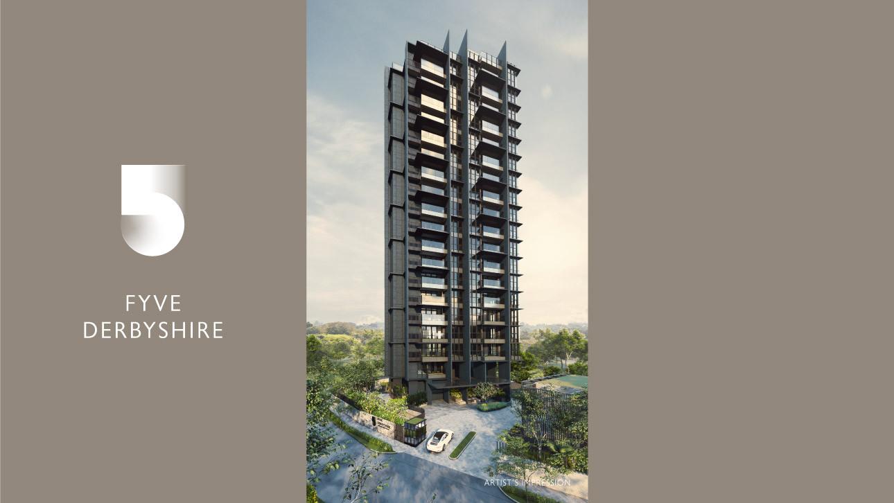 Fyve Derbyshire - New Launch Apartment 2021 0