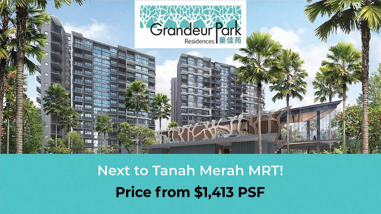 Grandeur Park Residences - New Launch Condominium 2021 1