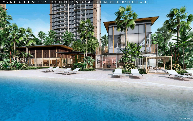Parc Clematis - New Launch Apartment 2021 14