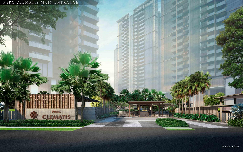 Parc Clematis - New Launch Apartment 2021 10