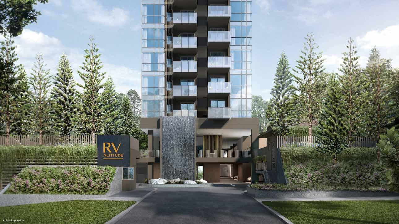 Rv Altitude  - New Launch Apartment 2021 2