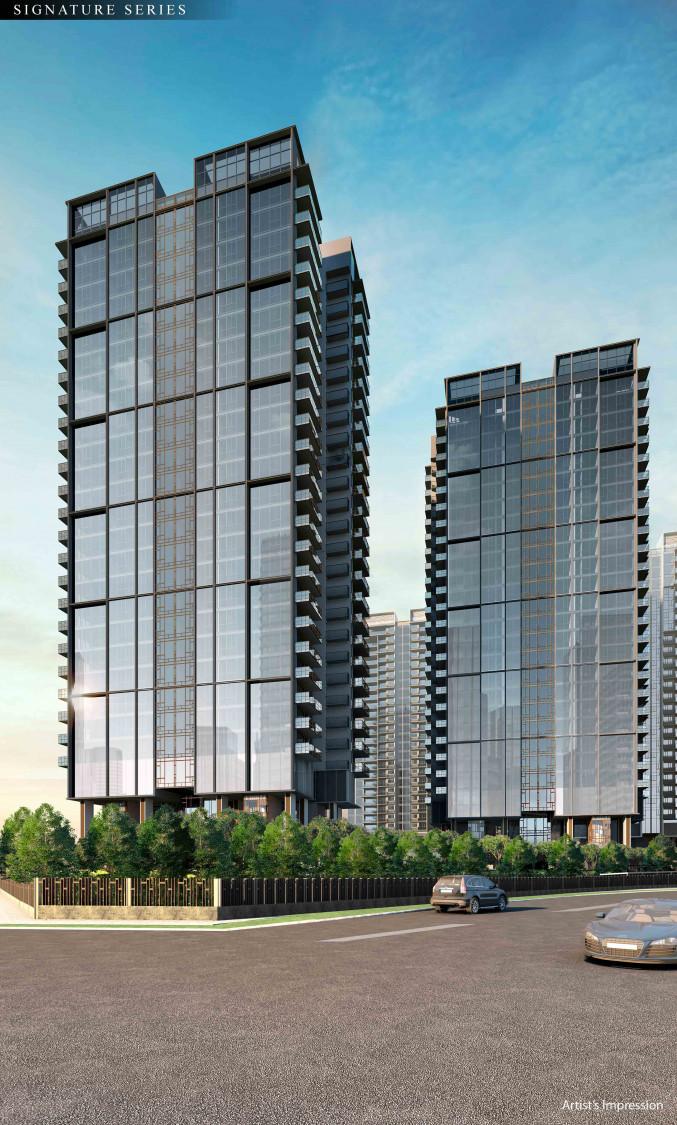 Parc Clematis - New Launch Apartment 2021 23