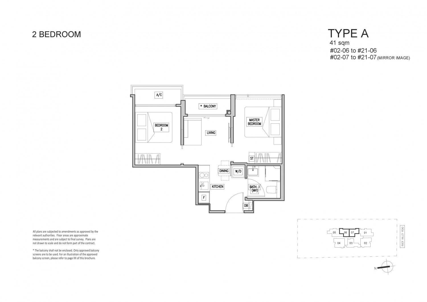 Rv Altitude  - Floor Plan 9