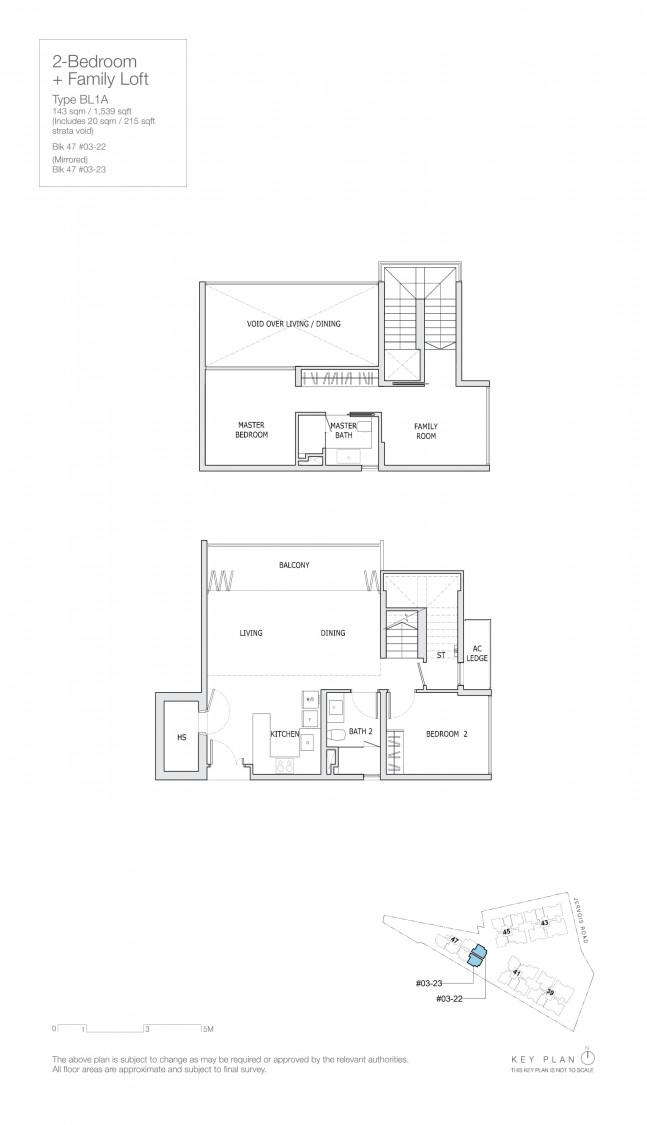Mon Jervois - Floor Plan 5