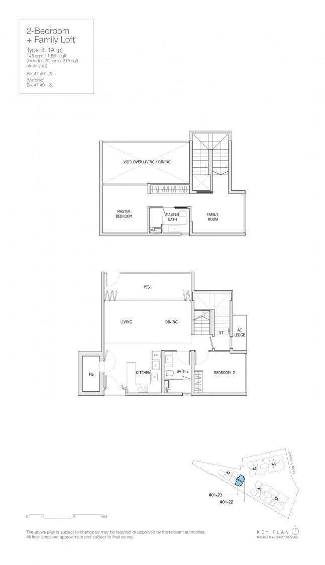 Mon Jervois - Floor Plan 6