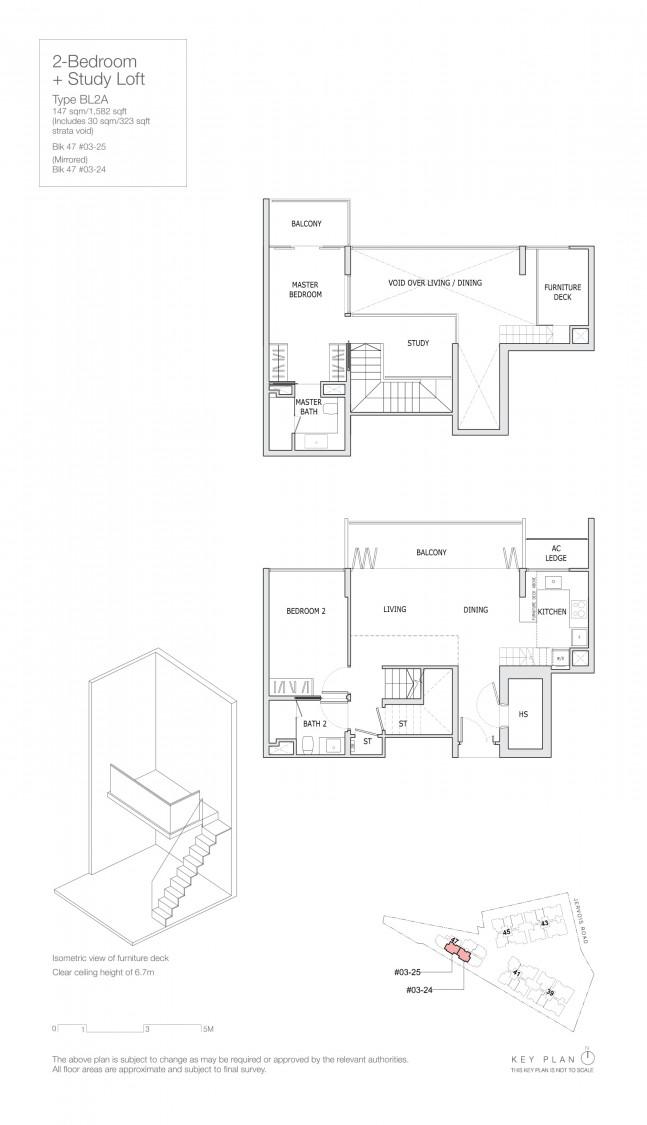 Mon Jervois - Floor Plan 7