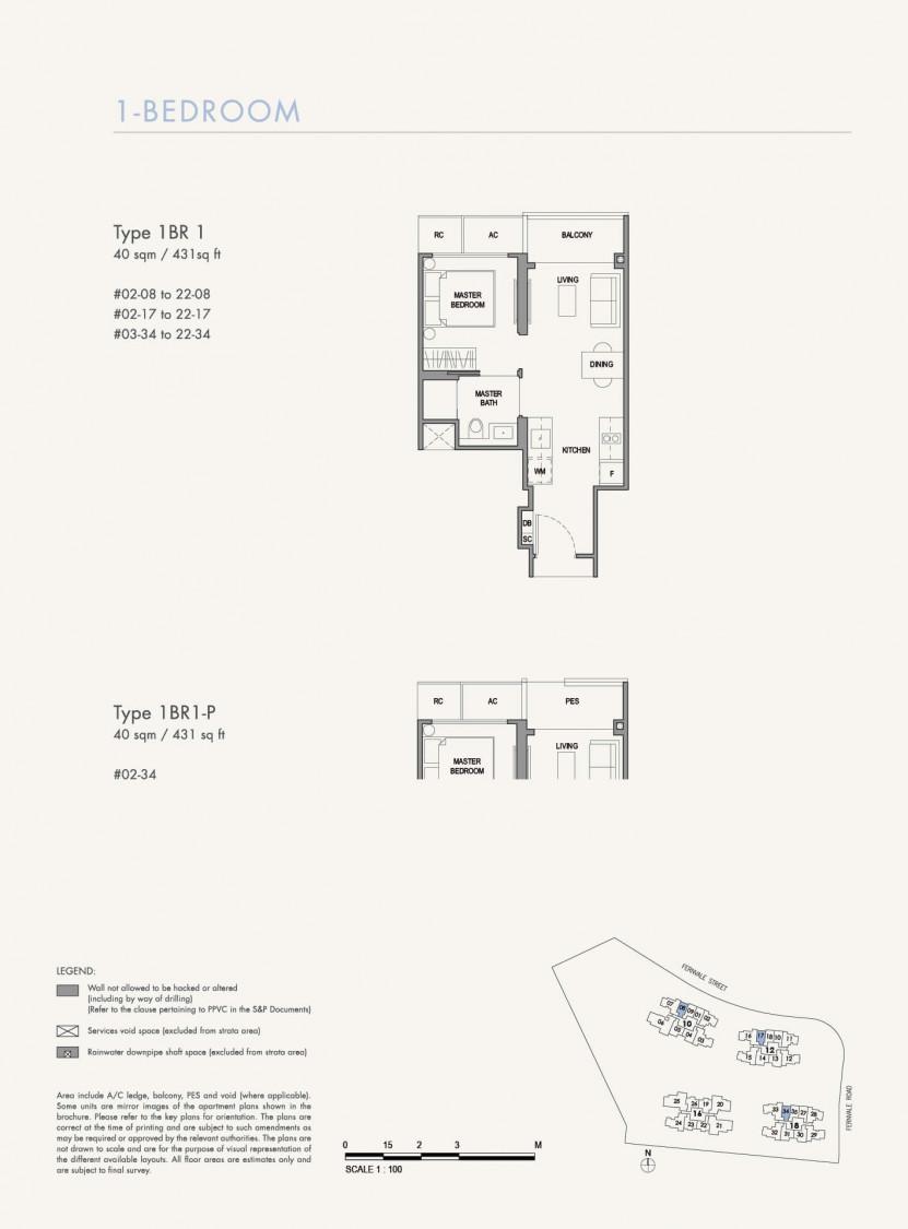 Parc Botannia - Floor Plan 14