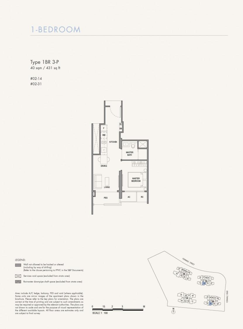 Parc Botannia - Floor Plan 16