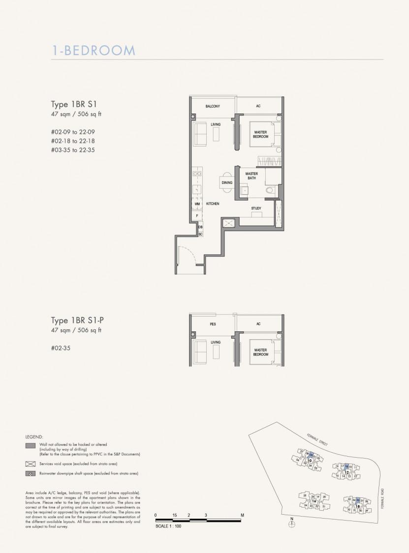 Parc Botannia - Floor Plan 18