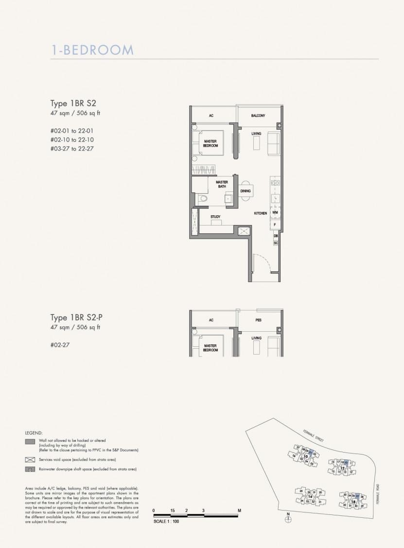 Parc Botannia - Floor Plan 19
