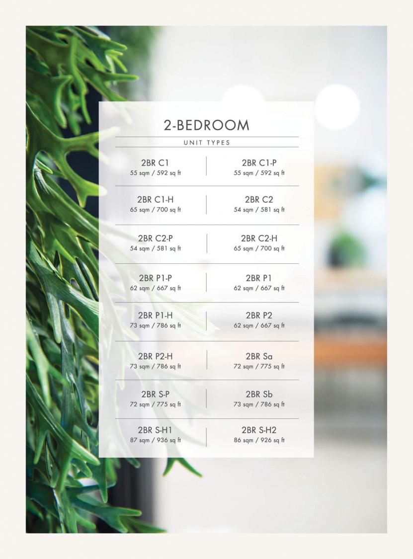 Parc Botannia - Floor Plan 20