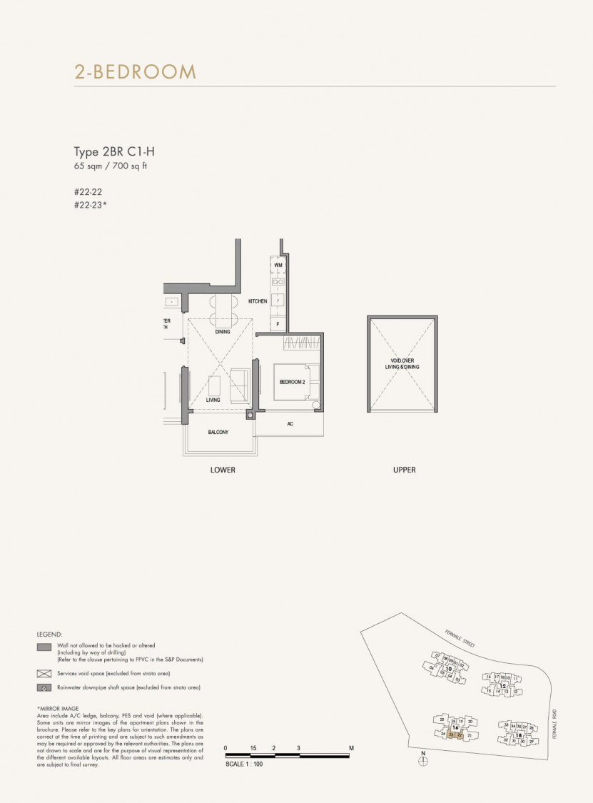 Parc Botannia - Floor Plan 22