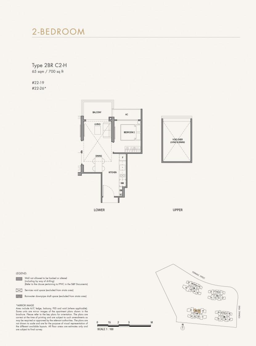 Parc Botannia - Floor Plan 24