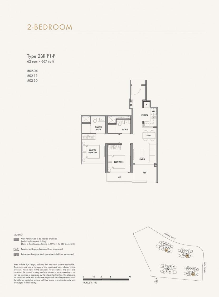 Parc Botannia - Floor Plan 25