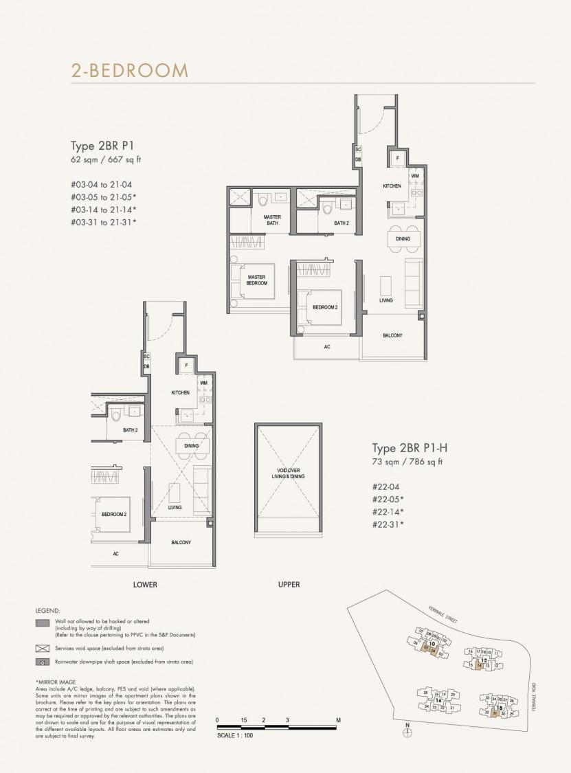 Parc Botannia - Floor Plan 26