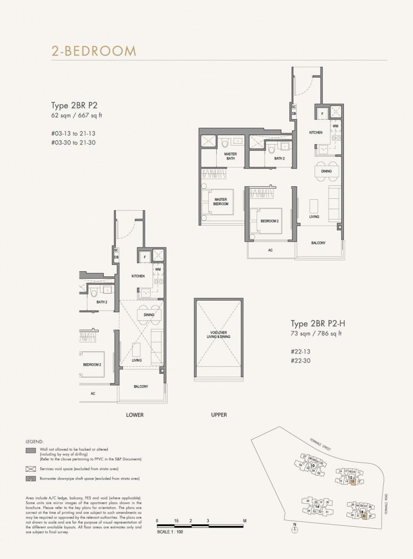 Parc Botannia - Floor Plan 27