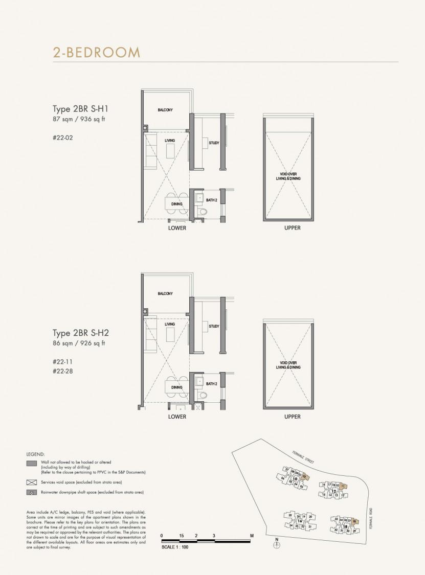 Parc Botannia - Floor Plan 29