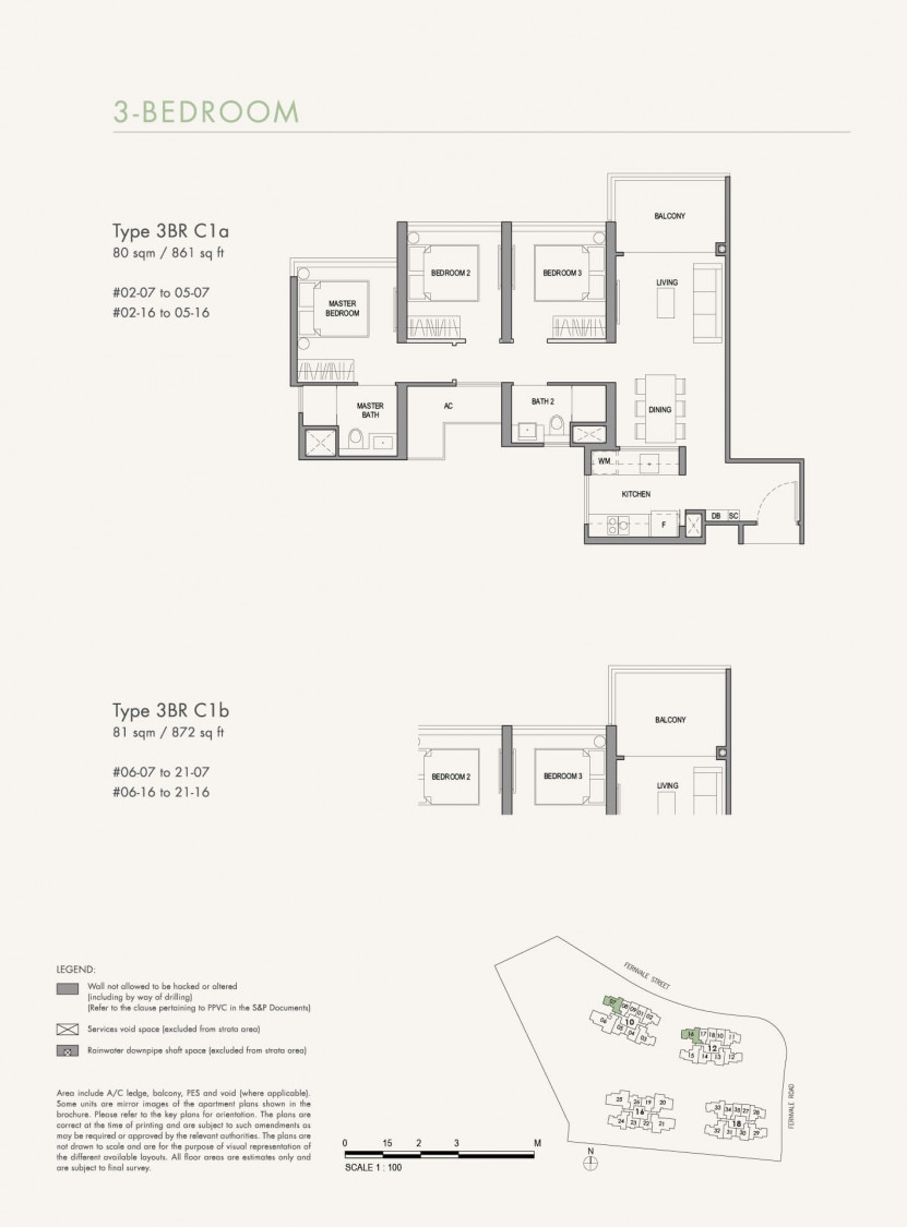 Parc Botannia - Floor Plan 31