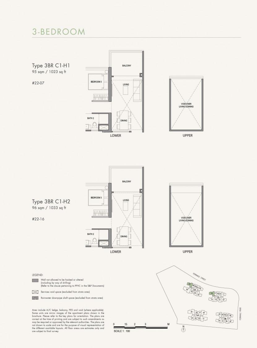 Parc Botannia - Floor Plan 32