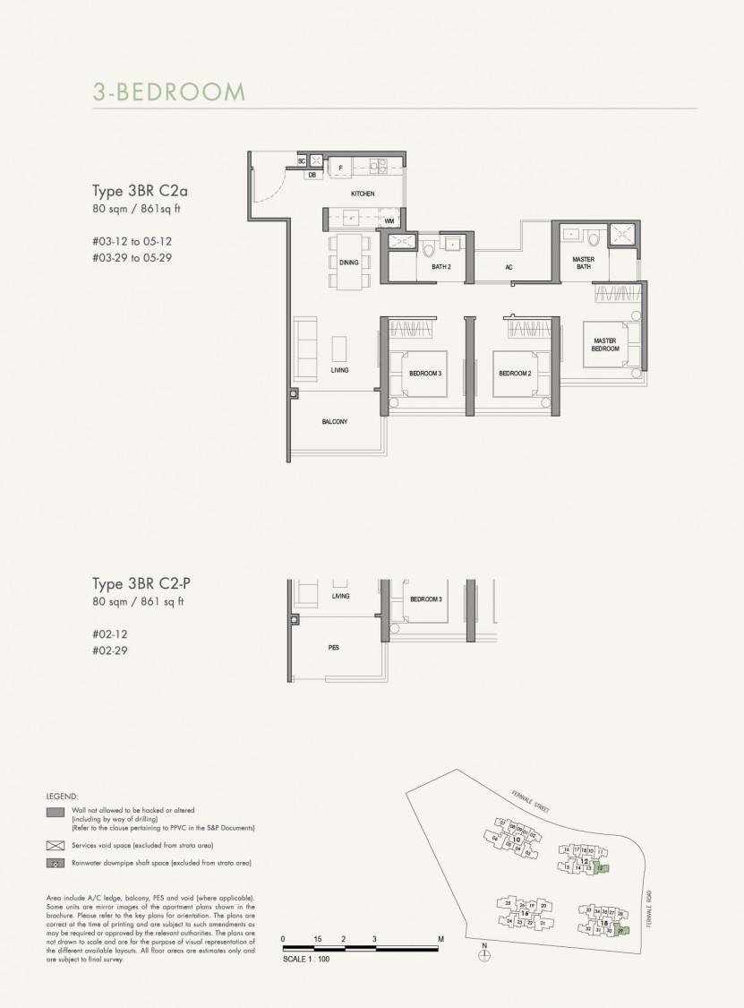 Parc Botannia - Floor Plan 33