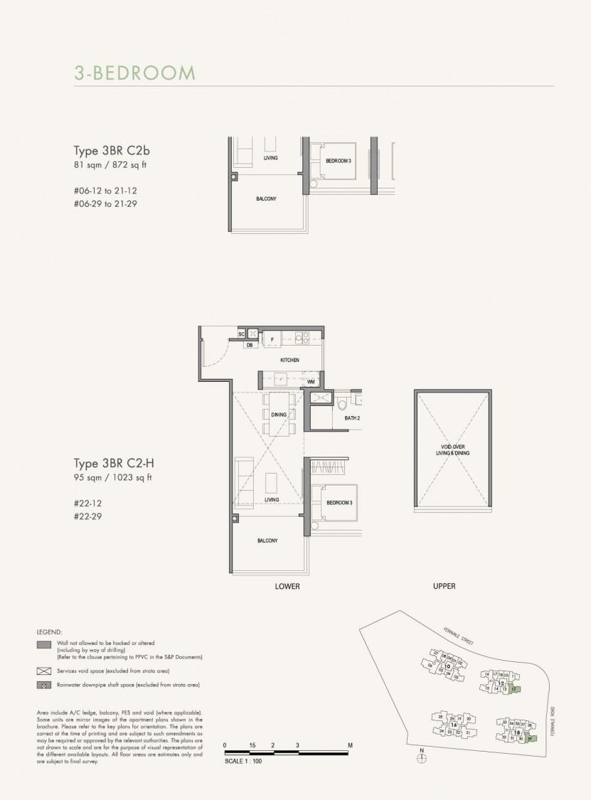 Parc Botannia - Floor Plan 34