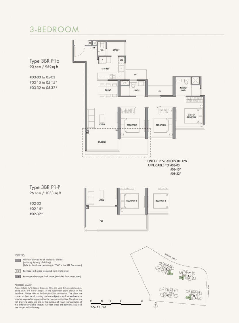 Parc Botannia - Floor Plan 35