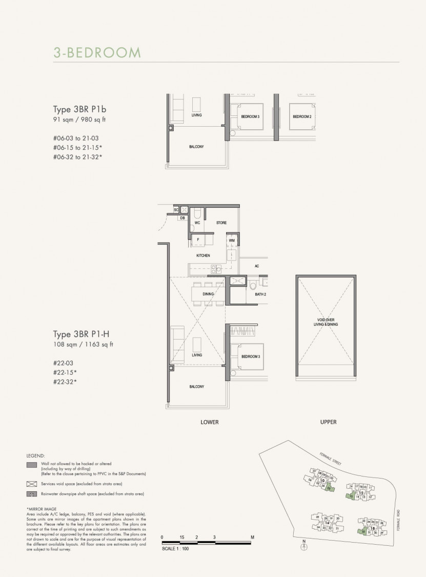 Parc Botannia - Floor Plan 36