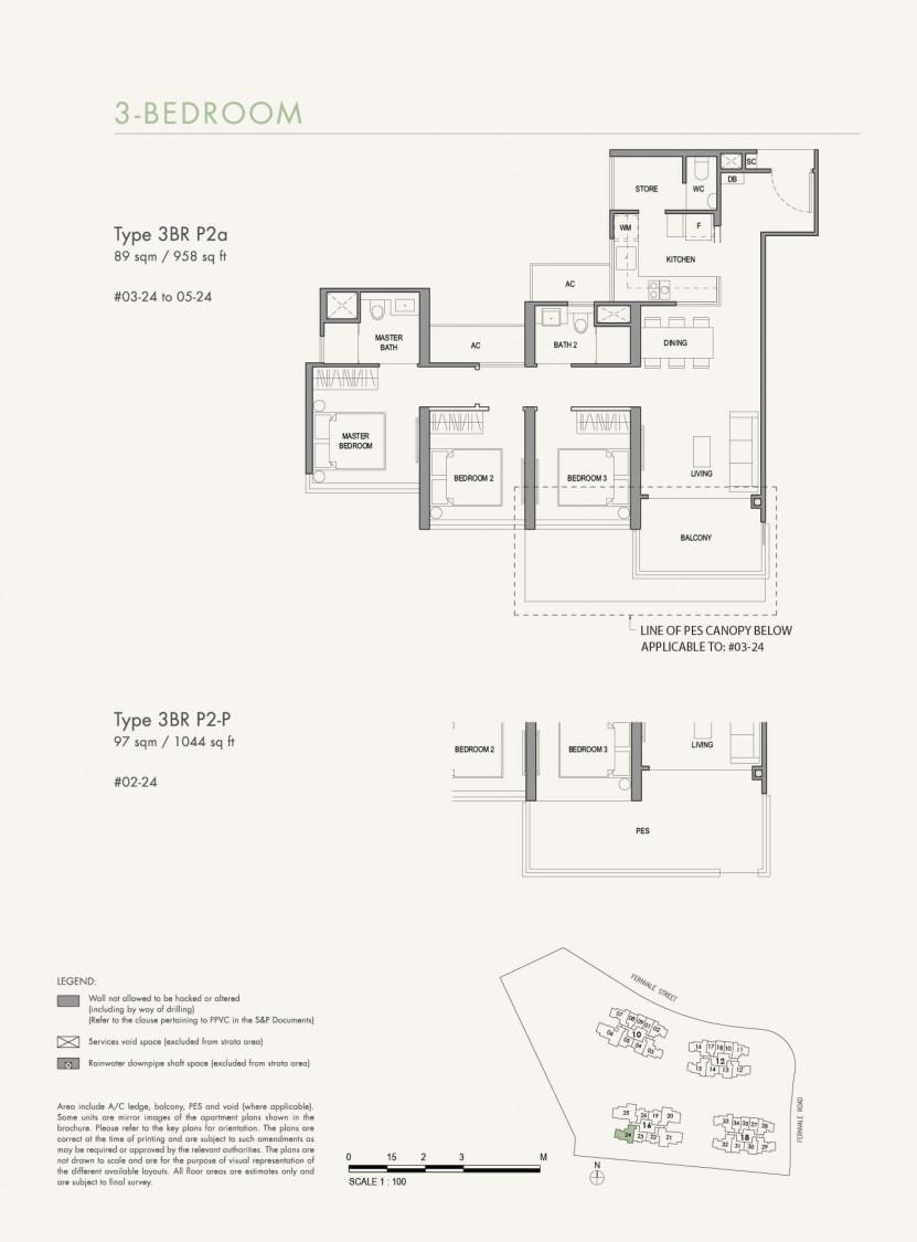 Parc Botannia - Floor Plan 37
