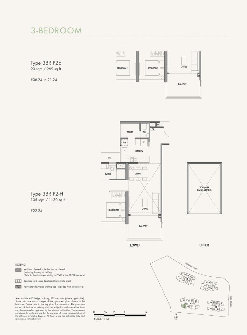 Parc Botannia - Floor Plan 38