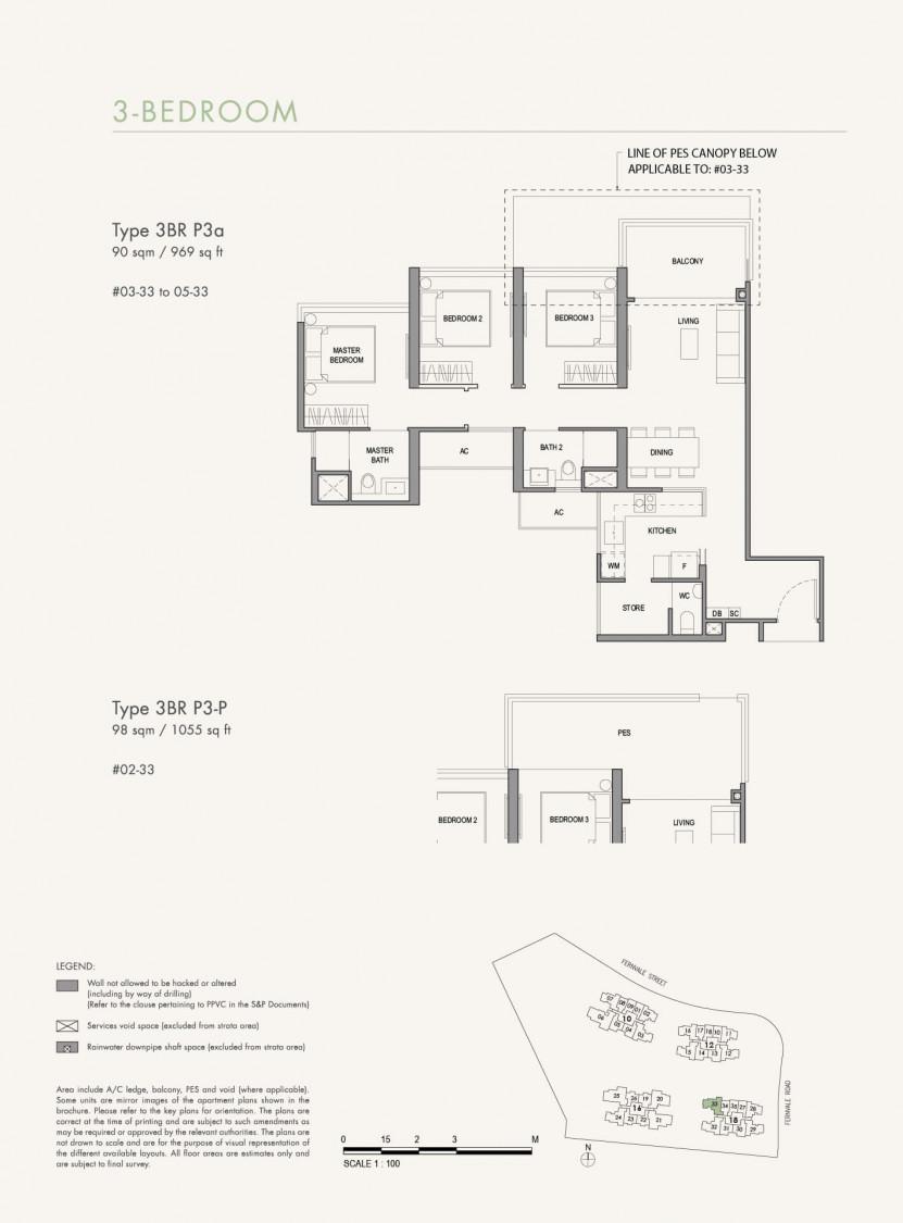 Parc Botannia - Floor Plan 39