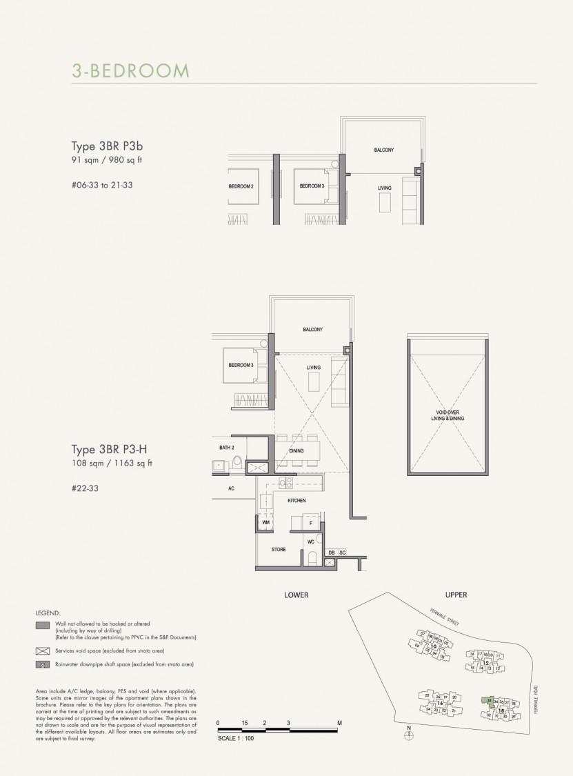 Parc Botannia - Floor Plan 40