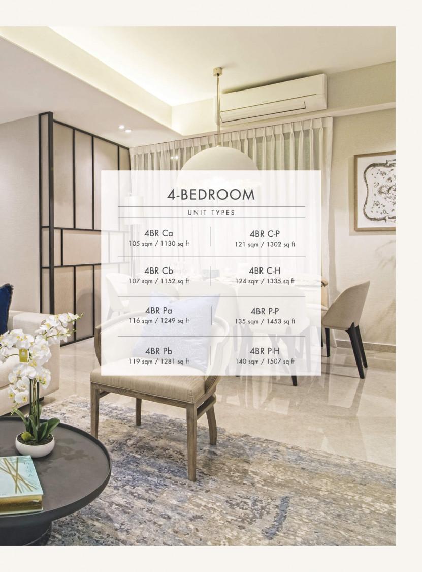 Parc Botannia - Floor Plan 41