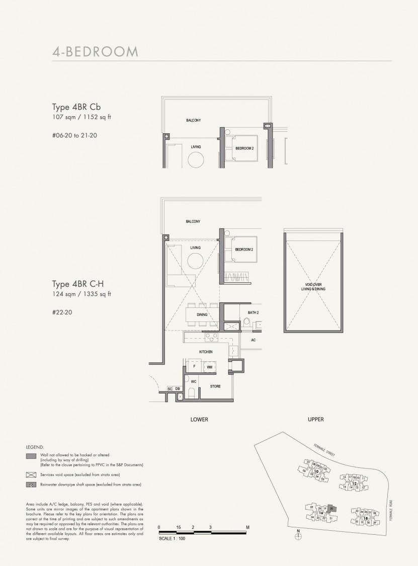 Parc Botannia - Floor Plan 43