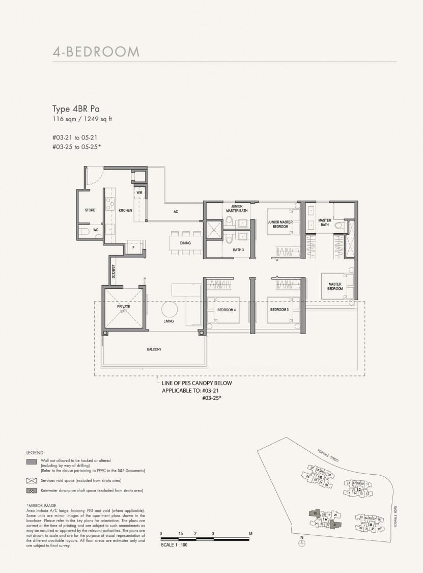 Parc Botannia - Floor Plan 44