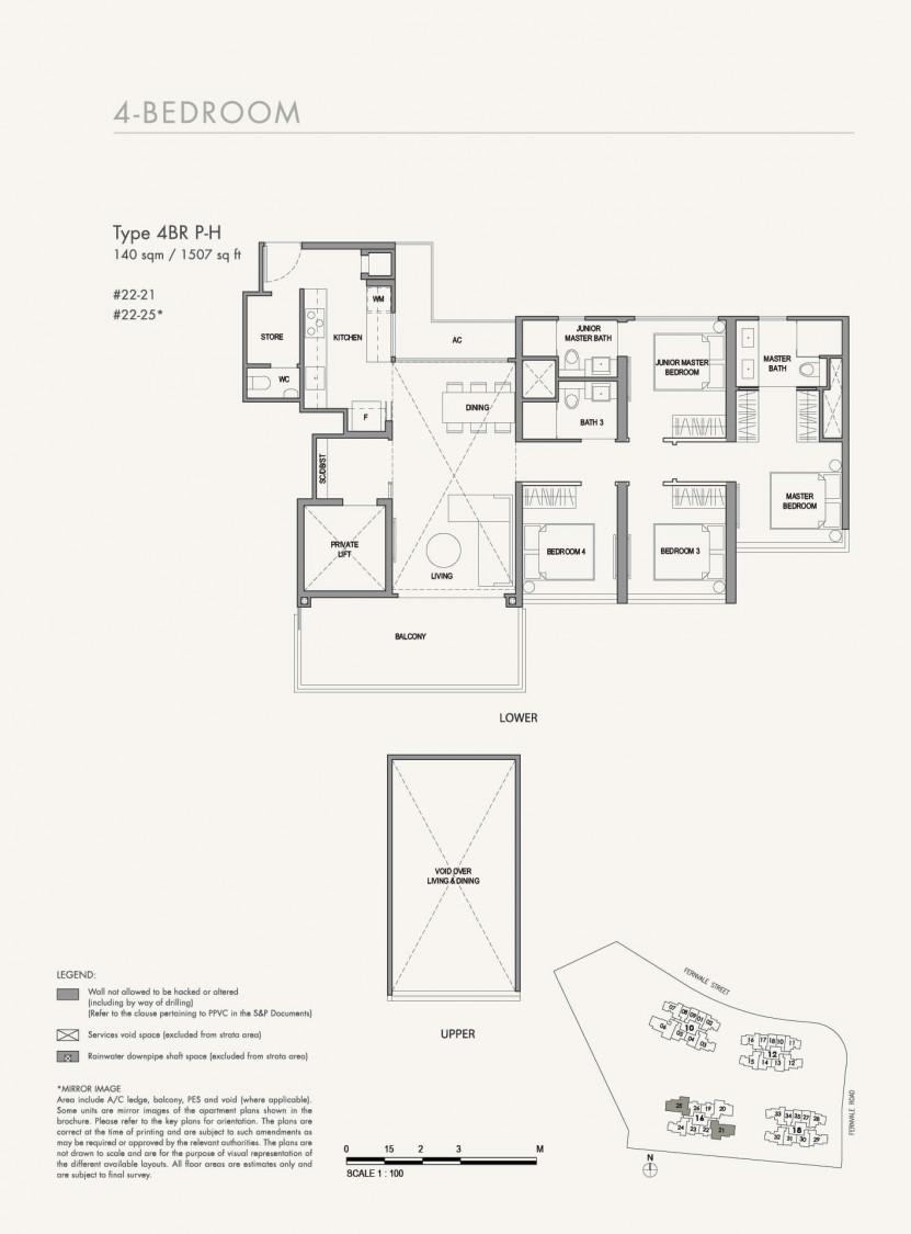 Parc Botannia - Floor Plan 46