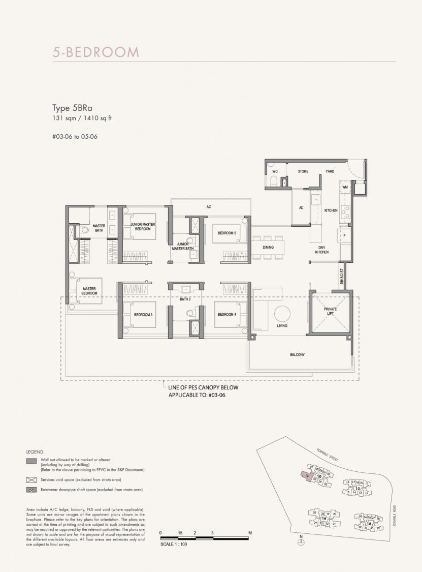 Parc Botannia - Floor Plan 48