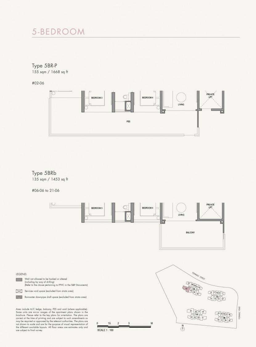 Parc Botannia - Floor Plan 49