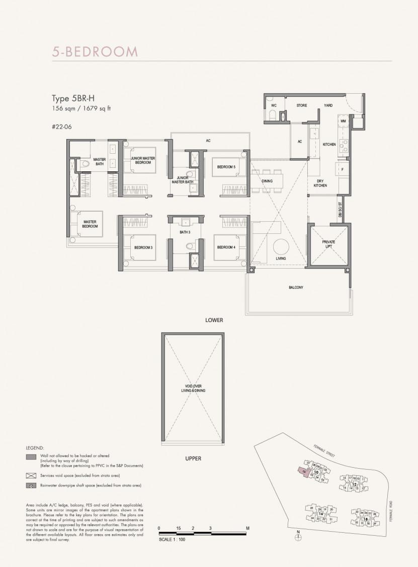 Parc Botannia - Floor Plan 50