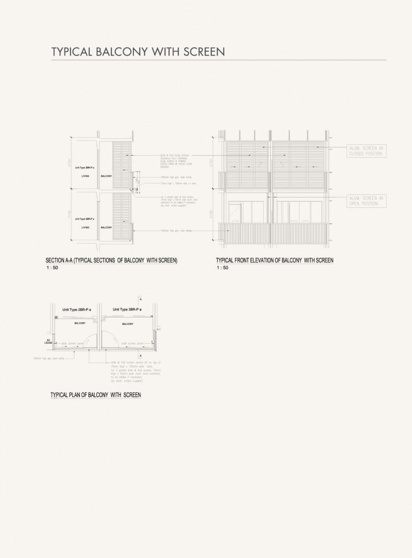 Parc Botannia - Floor Plan 51