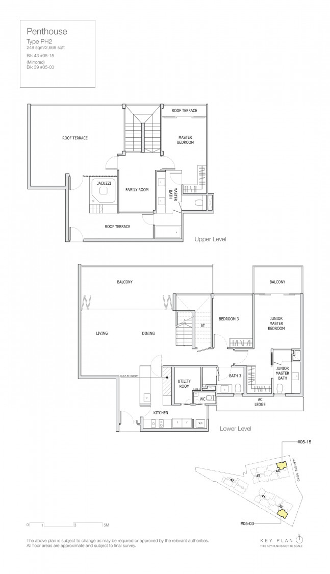 Mon Jervois - Floor Plan 10