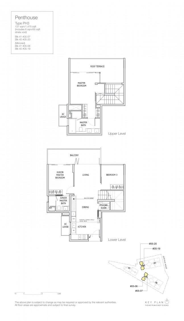 Mon Jervois - Floor Plan 11