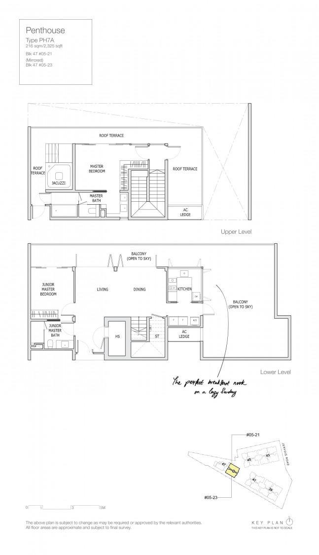 Mon Jervois - Floor Plan 15