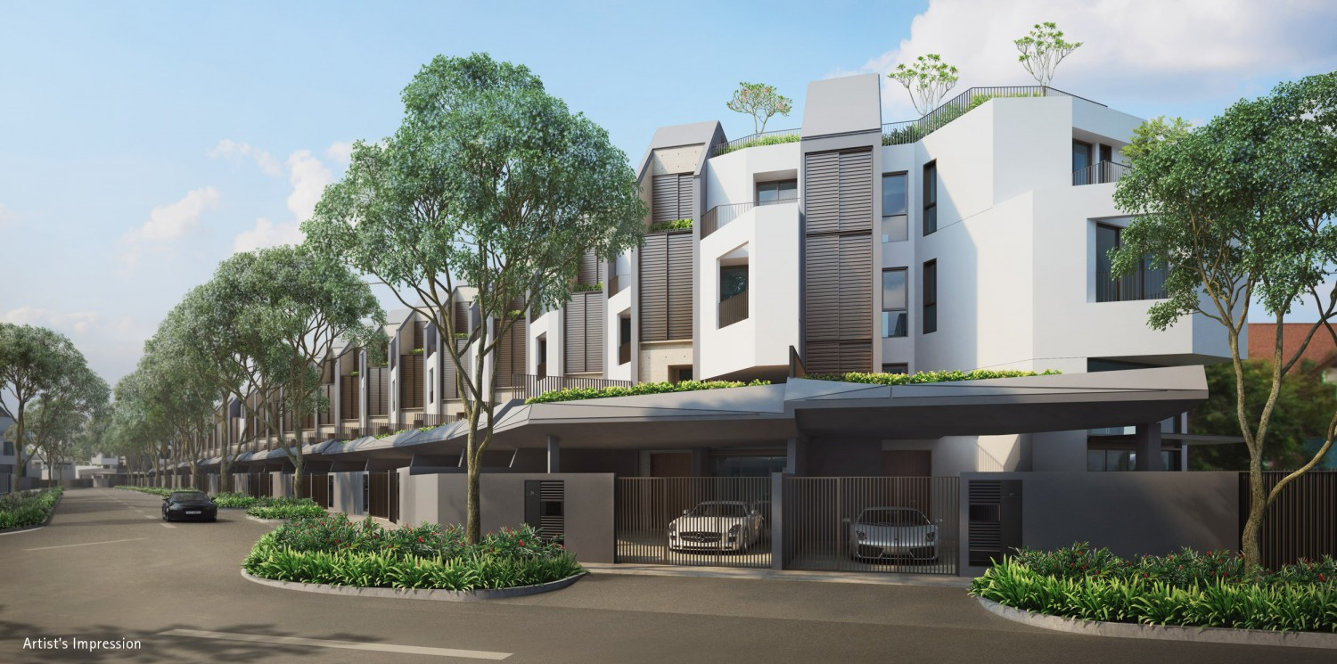 Nim Collection - New Launch Terrace House 2021 1