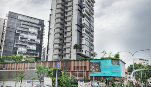 Potong Pasir - MCC Land won GLS site in Potong Pasir